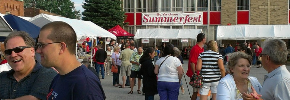 June 28 – 41st Annual Summerfest