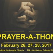 Prayer-a-Thon